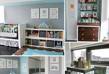 Toddler Room for Mr B!
