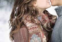 Winter Engagement Session Ideas / Photography inspiration for our own engagement pictures.  / by Laura Young