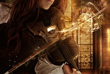Cora (Midnight Symphony)  / Cora is a gypsy witch who gets mixed up in a war she wants nothing to do with. She appears in Midnight Symphony, being released Feb 12th, 2013