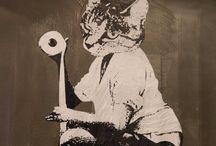 Las Gatas / Street art