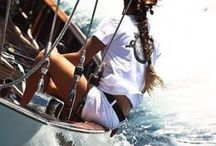 SAILING AND SURFING