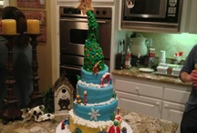 Amazing Cakes and Bakes in Sunland, CA / All made by Amazing Cakes And Bakes in Sunland, California, Alanna & Lani. Check us out on Facebook. .. http://www.facebook.com/amazingcakesbakes