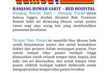 Ranjang Rumah Sakit Baru