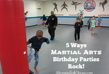 Birthday Party Ideas ... for kids