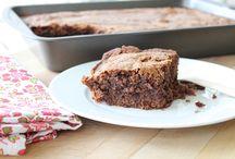 Baking - Brownies / by Jon Jensen