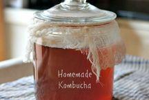 Homemade Kambucha