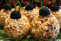 Christmas & new year (food) / by Anahit Karakhanyan