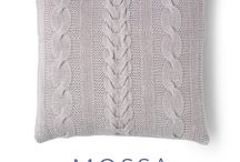 MillaMia Knitting Patterns for Home / Inspiring knitting patterns to knit for your home