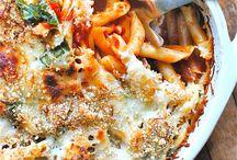 Italian recipes- Pizza, pasta, bakes etc. / A collection of Italian recipes. All vegetarian and Vegan recipes.