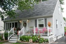Curb Appeal for our Cape Cod