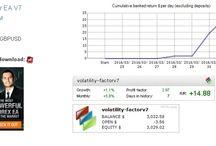Volatility Factor EA V7 / Volatility Factor EA V7