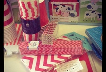 Partyware has arrived in store! / All new partyware available at Colouby Creations