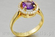 Made by Acclamatio - Rings / Gold and silver rings