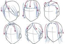 art handouts/ how to sheets / by Sarah Alvarez