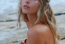 Mermaid crown kunst