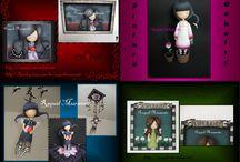 Fans gorjuss / My dolls inspired gosrjuss