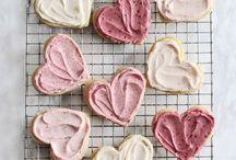Valentine's Day Recipes / Healthier Valentine's Day Recipes