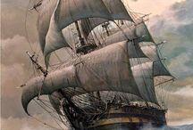 deniz ve gemiler