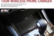TUON NEW WIRELESS SMARTPHONE CHARGER FOR KIA MOHAVE / BORREGO 2015-17 MNR