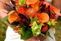 Autumnal flower ideas / Flower ideas