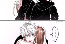 Saeran/Unknown x MC