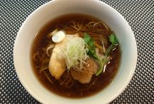 RAMEN / the Japanese noodle soup dish