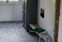 Naar binnen! #vtwonencollectie / Buiten koud en donker? Naar binnen! En een beetje groen van buiten gaat gewoon mee!