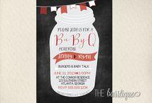 BBQ baby / by Genessa Swint