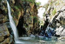 Gole del Raganello & Ponte del Diavolo / Ponte del Diavolo - Calabria