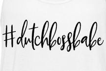 Dutch Bossbabe / I sell this merchandising through  https://shop.spreadshirt.nl/DutchBossbabe All proceeds of your purchases go to the Young Living Foundation