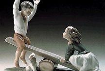 Children figurines