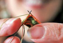 Micro knitting