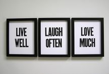 phrases I like