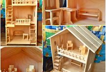 Doll houses / From Siberia with love