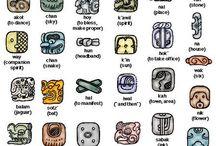 Ancient Symbols around the world