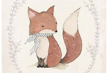 ISPIRATION - Foxes