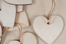 oggetti di legno