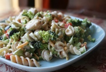 Salads and Pastas / by Diana Rangel