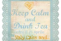 { Keep Calm And Drink Tea } / It's Tea Time! recipes to have your best cup of tea! Le migliori ricette per accompagnare una tazza di te. The complete rule/Regolamento completo on http://valycakeand.blogspot.it/2013/03/keep-calm-and-drink-tea-un-nuovo-contest.html