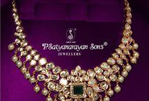 Uncut and Kundan Jewellery