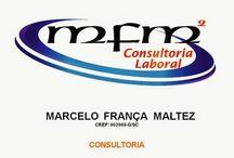 MFM2 CONSULTORIA LABORAL / Ginástica Laboral Palestras