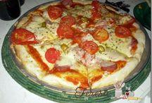 Pizza massa