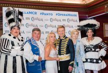 Laineys in PantoLand / Photos of laine students & Graduates in Pantomimes