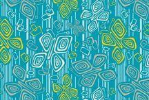 Spoonflower fabrics / by Catherine Gilbert
