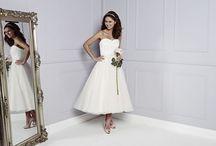 Short Wedding Dresses ~ Reception Dresses