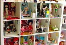 Dollhouses / by Vickie Tagatz