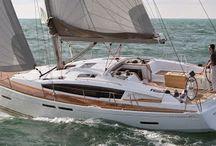 Jeanneau Sun Odyssey 41 DS / http://www.jeanneau.com/boats/Sun_Odyssey_41DS.html