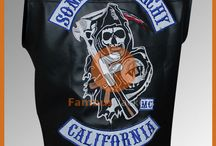 Sons Of Anarchy Jax Teller (Charlie Hunnam) Vest