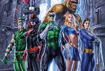 DC Comics (pre-New 52) / When DC comics had my respect. / by Daniel Longsworth