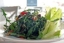 Healthy Salads / Fresh salads in highly nutritious dishes